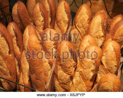 Palos francés, pan francés, Japón