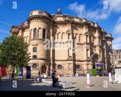 McEwan Hall a présenté à l'Université d'Édimbourg en 1897 par William brewer McEwan Edimbourg en Ecosse Banque D'Images