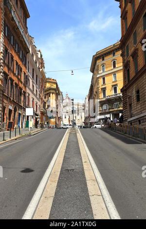 Rue de Rome, la vie quotidienne dans la ville