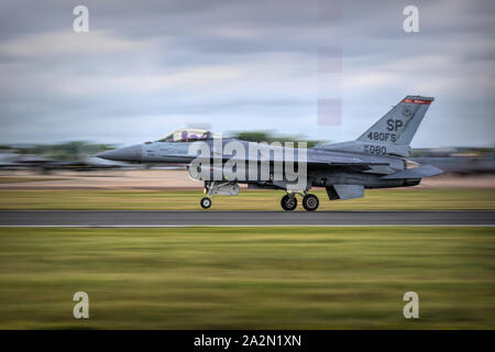 United States Air Force General Dynamics F-16 Fighting Falcon