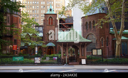 L'église de la Transfiguration, 1 East 29th Street, New York, NY Banque D'Images