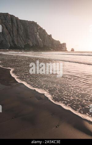 Beach en Californie Banque D'Images