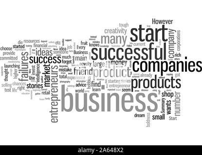 Comment faire pour démarrer une nouvelle entreprise cinq principaux Conseils pratiques Banque D'Images