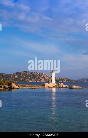 Italie, Sardaigne, Province de Sassari, Palaos, Porto Faro Banque D'Images