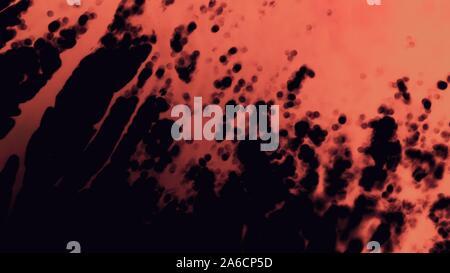 Red dark grunge arrière-plan photo peinture Banque D'Images