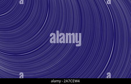 Résumé fond bleu avec des lignes et des cercles. Illustration vecteur EPS10 Banque D'Images