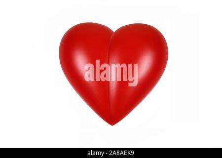 Rotes Herz, orgue, Gesundheit, Körperteil, Banque D'Images