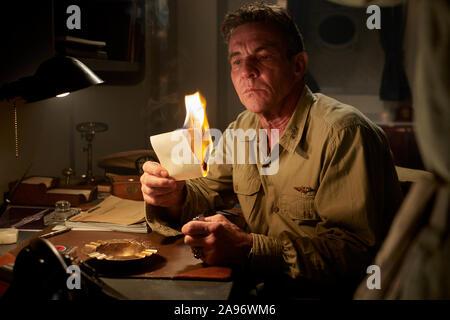 Dennis Quaid, 'Midway' (2019) Credit: Reiner Bajo / Lionsgate / Les archives d'Hollywood