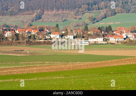 Bodenfelde, district de Northeim, Basse-Saxe, Allemagne, Europe