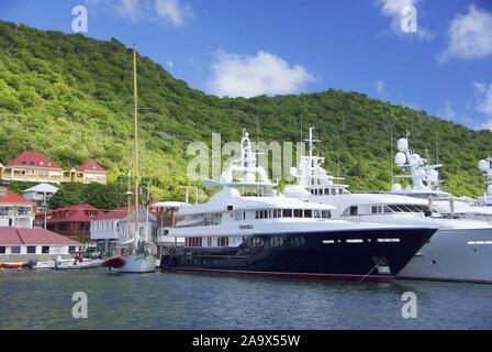 Franzoesiche Karibik Antillen;;; Saint Barthelemy Saint-barth Gustavia;