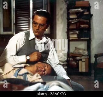 ALAIN DELON et Romy SCHNEIDER DANS L'ASSASSINAT DE TROTSKY (1972), réalisé par Joseph Losey. Credit: DINO DE LAURENTIIS / Album Banque D'Images