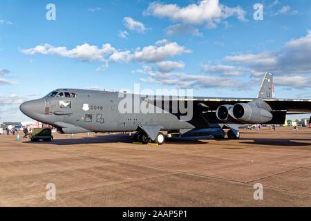 United States Air Force B-52H Stratofortress, 60-0048/LA,du 2e PC/20e BS, Base aérienne de Barksdale, en Louisiane