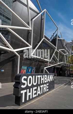 L'Australie, Victoria, Melbourne, 12 avril 2019 - Le Théâtre de Southbank. Photo Fabio Mazzarella/Sintesi/Alamy Stock Photo