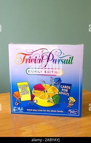 Trivial Pursuit Family Edition Jeu par Hasbro Gaming