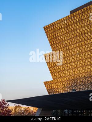 National Museum of African American History and Culture conçu par David Adjaye