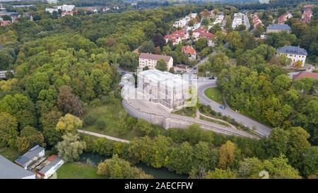 Archives Goethe et Schiller, Weimar, Allemagne Banque D'Images
