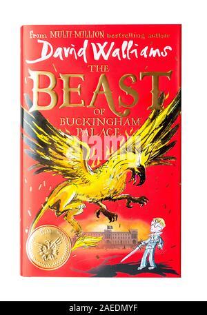 David Walliams 'La Bête de Buckingham Palace' children's book, Greater London, Angleterre, Royaume-Uni Banque D'Images