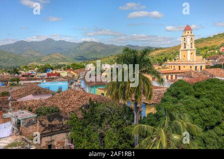 Trinidad, Sancti Spiritus, Cuba, l'Amérique du Nord
