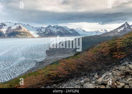 Trek de Torres del Paine en Patagonie, au Chili, en Amérique du Sud
