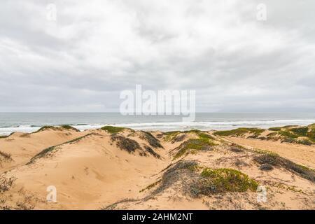 Oceano dunes Recreation Area, Californie Banque D'Images
