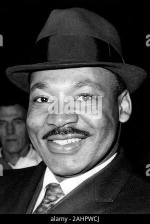 Martin Luther King, Jr. Banque D'Images