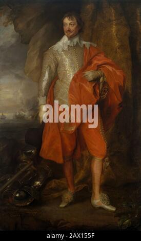 Robert Rich (1587-1658), deuxième comte de Warwick, CA. 1632-35.