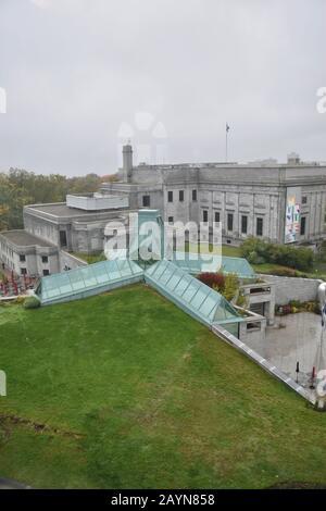Musée national des beaux-arts du Québec, Québec, Québec, Canada Banque D'Images