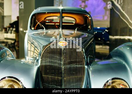 Los Angeles, CA - juillet 2019 auto au Petersen Automotive Museum.