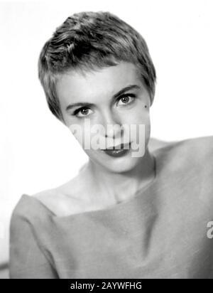 Jean SEBERG (1938-1979) actrice américaine de cinéma vers 1965