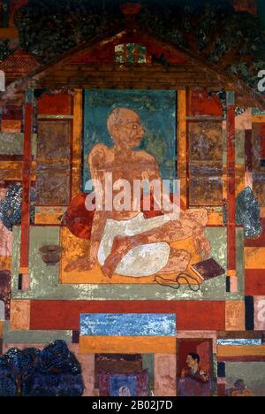 Gandhi Sbriti anciennement connu sous le nom de Birla House ou Birla Bhavan, est l'endroit où Mahatma Gandhi a passé les 144 derniers jours de sa vie et a été assassiné le 30 janvier 1948. C'était à l'origine la maison des magoins d'affaires indiens, la famille Birla. Delhi serait le site d'Indraprashta, capitale des Pandavas de l'épopée indienne Mahabharata. Les fouilles ont mis à jour des éclats de poterie peinte datant d'environ 1000 BCE, bien que les plus anciennes reliques architecturales connues datent De La Période de Mauryan, il y a environ 2 300 ans. Depuis ce temps, le site a été constamment réglé. Le Banque D'Images