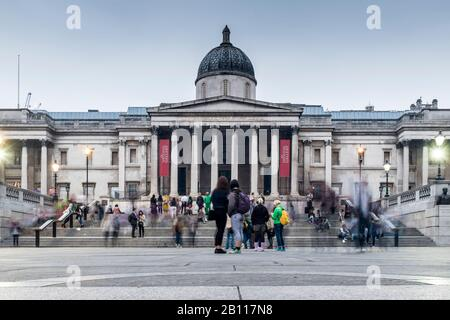 National Gallery, Londres, UK