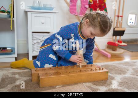 Pépinière Montessori