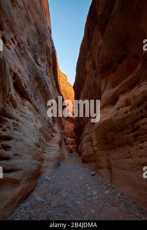 États-Unis, États-Unis D'Amérique, Nevada, Valley Of Fire, White Domes Trail, National Park, Sierra Nevada, Californie