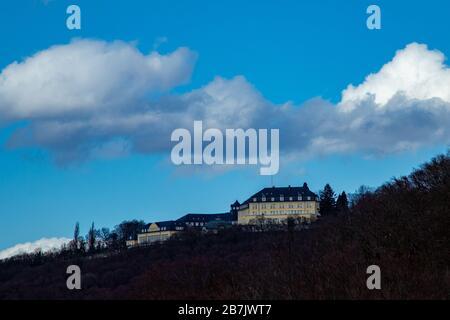 Bonn, NRW, Allemagne 12 03 2020, Pertersberg Hotel à Bonn Banque D'Images