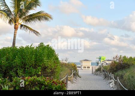 Miami Beach, Floride, États-Unis