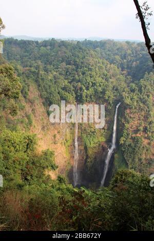 cascades de tad fane au laos