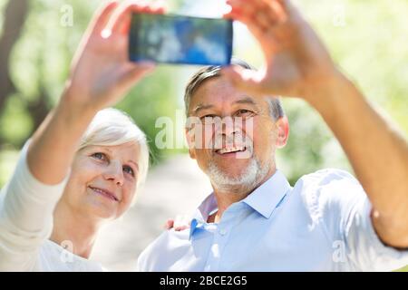 Salon pour couple senior