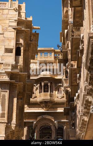 Patwa-ki-Haveli Jaisalmer Rajasthan Inde