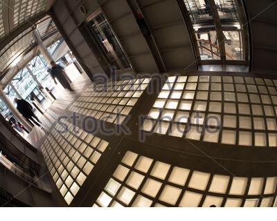 Intérieur Bracken maison siège de Nikkei et le Financial Times Londres Banque D'Images