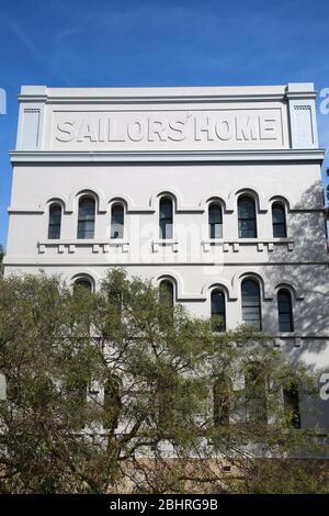 Marins Home, Sydney, Nouvelle-Galles du Sud, Australie Banque D'Images
