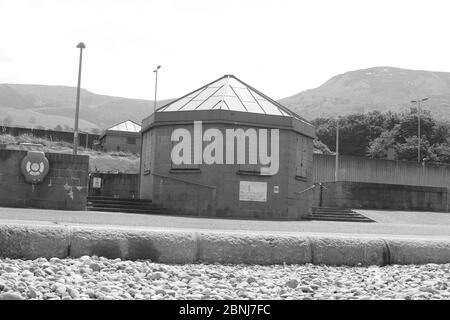 Penmaenmawr, Promenade Nord du pays de Galles crédit : Mike Clarke / Alamy stock photos