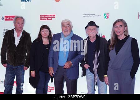 Projection spéciale des films 'Alte Bande' auf dem film Festival Cologne 2019 à Koeln