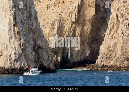 Los Arcos, Cabo San Lucas, Baja California sur, Mexique Banque D'Images