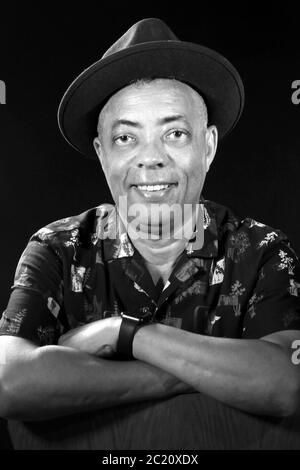 Homme noir de la Carrabien