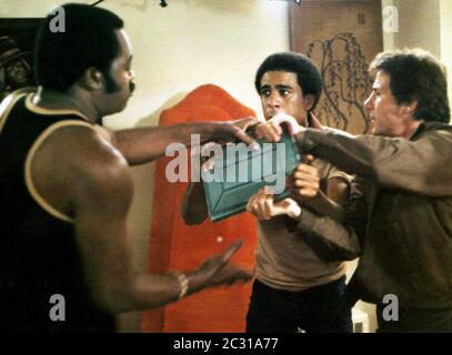 PRYOR, KEITEL, BLUE COLLAR, 1980 Banque D'Images