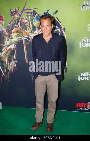 Will Arnett (Vern Fenwick) arrive sur le tapis vert pour la projection d'événements spéciaux au cinéma Hoyts, au quartier des divertissements, à Lang Road, à Moore Pa Banque D'Images