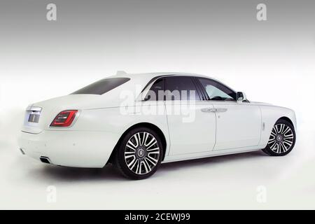 2021 Rolls Royce Ghost Banque D'Images