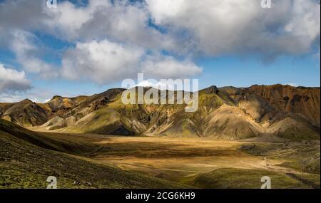 Landmannalaugar, l'une des destinations les plus célèbres des Ighlands islandais