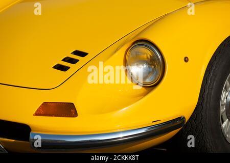 Ferrari Dino 246 GTS, Pininfarina Design