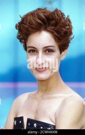 ZDF Fernsehgarten, Sonntags-Unterhaltungsshow, Sendung vom 3. Juli 1994, Gaststar: Sängerin ?